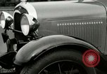 Image of Parts of Ford car United States USA, 1927, second 36 stock footage video 65675021054