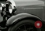 Image of Parts of Ford car United States USA, 1927, second 37 stock footage video 65675021054