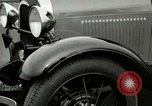 Image of Parts of Ford car United States USA, 1927, second 39 stock footage video 65675021054