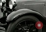 Image of Parts of Ford car United States USA, 1927, second 41 stock footage video 65675021054