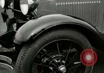Image of Parts of Ford car United States USA, 1927, second 43 stock footage video 65675021054