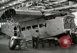 Image of Ford All Metal Tri Motor Production United States USA, 1926, second 13 stock footage video 65675021056
