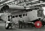 Image of Ford All Metal Tri Motor Production United States USA, 1926, second 16 stock footage video 65675021056