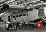 Image of Ford All Metal Tri Motor Production United States USA, 1926, second 18 stock footage video 65675021056