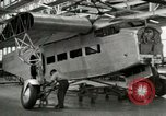 Image of Ford All Metal Tri Motor Production United States USA, 1926, second 20 stock footage video 65675021056