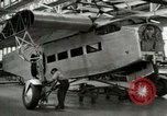 Image of Ford All Metal Tri Motor Production United States USA, 1926, second 21 stock footage video 65675021056