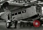 Image of Ford All Metal Tri Motor Production United States USA, 1926, second 22 stock footage video 65675021056