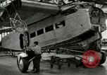 Image of Ford All Metal Tri Motor Production United States USA, 1926, second 30 stock footage video 65675021056