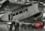 Image of Ford All Metal Tri Motor Production United States USA, 1926, second 32 stock footage video 65675021056