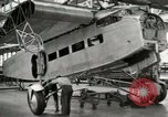 Image of Ford All Metal Tri Motor Production United States USA, 1926, second 33 stock footage video 65675021056
