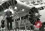 Image of Ford All Metal Tri Motor Production United States USA, 1926, second 44 stock footage video 65675021056