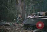 Image of 11th Armored Cavalry Regiment Cambodia, 1970, second 21 stock footage video 65675021062