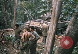 Image of 11th Armored Cavalry Regiment Cambodia, 1970, second 25 stock footage video 65675021062
