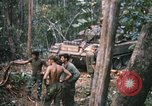 Image of 11th Armored Cavalry Regiment Cambodia, 1970, second 33 stock footage video 65675021062
