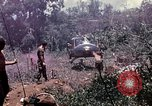 Image of 1st Air Cavalry Division Cambodia, 1970, second 46 stock footage video 65675021070