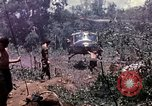 Image of 1st Air Cavalry Division Cambodia, 1970, second 47 stock footage video 65675021070