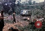 Image of 1st Air Cavalry Division Cambodia, 1970, second 49 stock footage video 65675021070