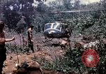 Image of 1st Air Cavalry Division Cambodia, 1970, second 50 stock footage video 65675021070