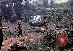 Image of 1st Air Cavalry Division Cambodia, 1970, second 51 stock footage video 65675021070