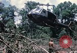 Image of 1st Air Cavalry Division Cambodia, 1970, second 62 stock footage video 65675021070