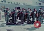 Image of Military Airlift Command airlifts troops and equipment United States USA, 1976, second 36 stock footage video 65675021077