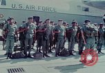 Image of Military Airlift Command airlifts troops and equipment United States USA, 1976, second 37 stock footage video 65675021077