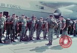 Image of Military Airlift Command airlifts troops and equipment United States USA, 1976, second 39 stock footage video 65675021077