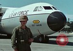 Image of Military Airlift Command airlifts troops and equipment United States USA, 1976, second 49 stock footage video 65675021077