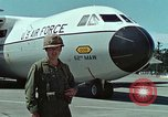 Image of Military Airlift Command airlifts troops and equipment United States USA, 1976, second 55 stock footage video 65675021077