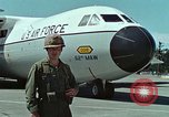 Image of Military Airlift Command airlifts troops and equipment United States USA, 1976, second 56 stock footage video 65675021077