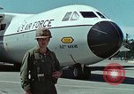 Image of Military Airlift Command airlifts troops and equipment United States USA, 1976, second 58 stock footage video 65675021077
