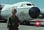 Image of Military Airlift Command airlifts troops and equipment United States USA, 1976, second 59 stock footage video 65675021077
