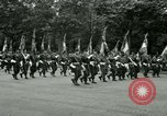 Image of French troops Paris France, 1956, second 16 stock footage video 65675021095