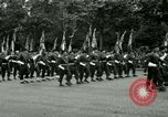 Image of French troops Paris France, 1956, second 23 stock footage video 65675021095