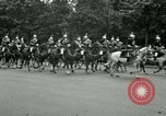 Image of French troops Paris France, 1956, second 39 stock footage video 65675021095
