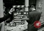 Image of Champs Elysees Paris France, 1956, second 2 stock footage video 65675021100