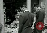 Image of Champs Elysees Paris France, 1956, second 10 stock footage video 65675021100