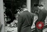 Image of Champs Elysees Paris France, 1956, second 13 stock footage video 65675021100