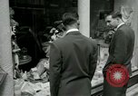 Image of Champs Elysees Paris France, 1956, second 14 stock footage video 65675021100
