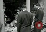 Image of Champs Elysees Paris France, 1956, second 16 stock footage video 65675021100