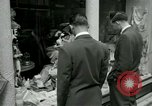 Image of Champs Elysees Paris France, 1956, second 17 stock footage video 65675021100