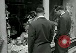 Image of Champs Elysees Paris France, 1956, second 18 stock footage video 65675021100