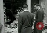 Image of Champs Elysees Paris France, 1956, second 19 stock footage video 65675021100