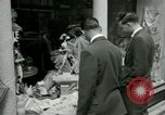 Image of Champs Elysees Paris France, 1956, second 20 stock footage video 65675021100