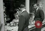 Image of Champs Elysees Paris France, 1956, second 21 stock footage video 65675021100