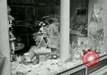 Image of Champs Elysees Paris France, 1956, second 25 stock footage video 65675021100