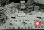 Image of Champs Elysees Paris France, 1956, second 38 stock footage video 65675021100