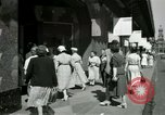 Image of Champs Elysees Paris France, 1956, second 46 stock footage video 65675021100