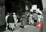 Image of Champs Elysees Paris France, 1956, second 47 stock footage video 65675021100