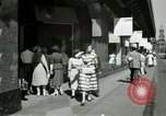 Image of Champs Elysees Paris France, 1956, second 49 stock footage video 65675021100